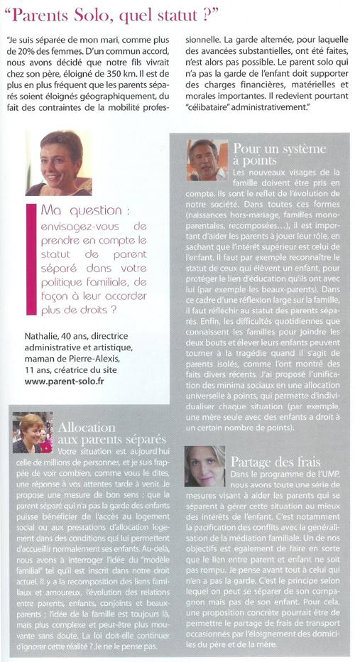 Interview de Sophie Favier - Parole de Maman